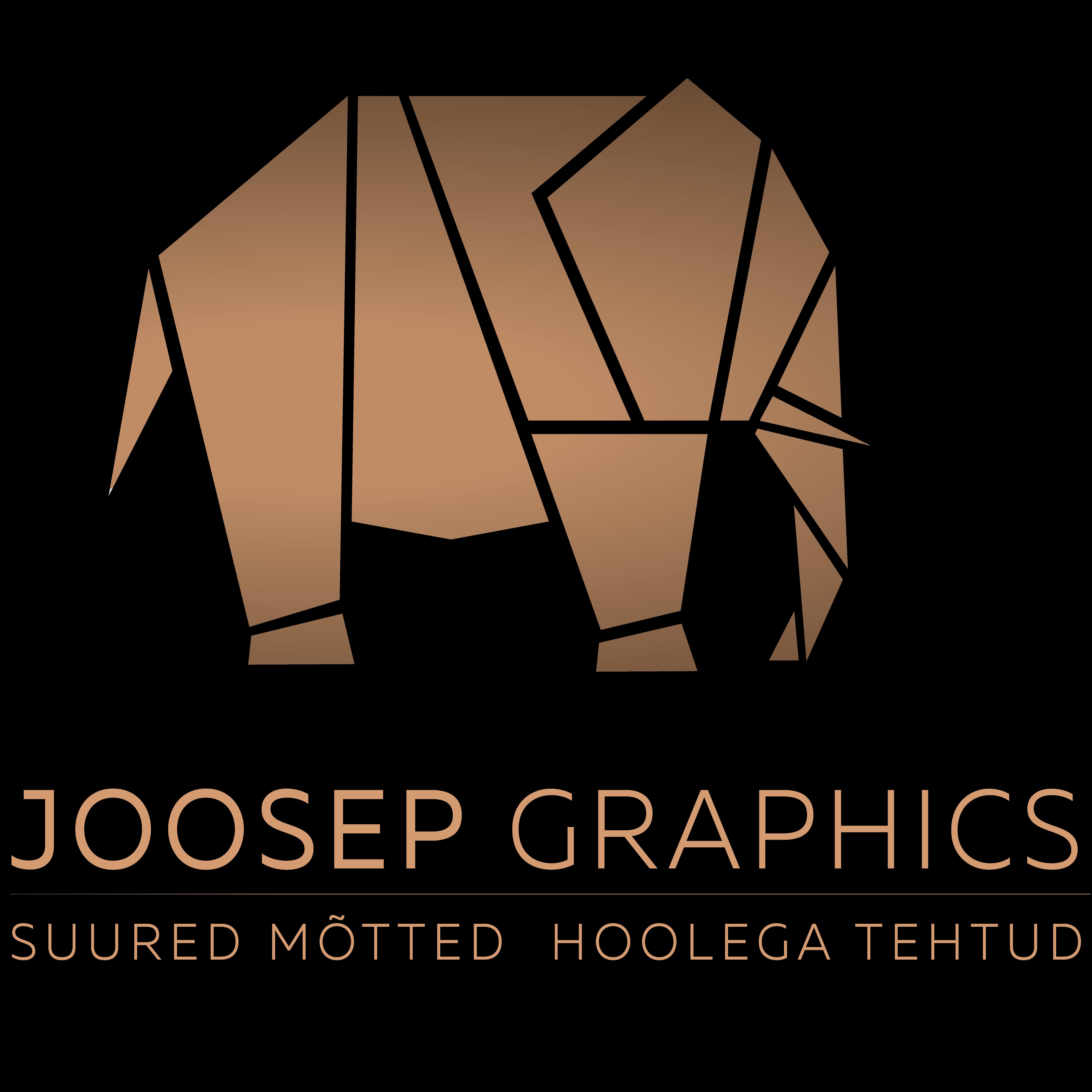 Joosep Graphics Olgu selleks e-pood või koduleht, valmistame teile kaasaegse, ägeda ja toimiva veebilehe, mille üle võite uhke olla.